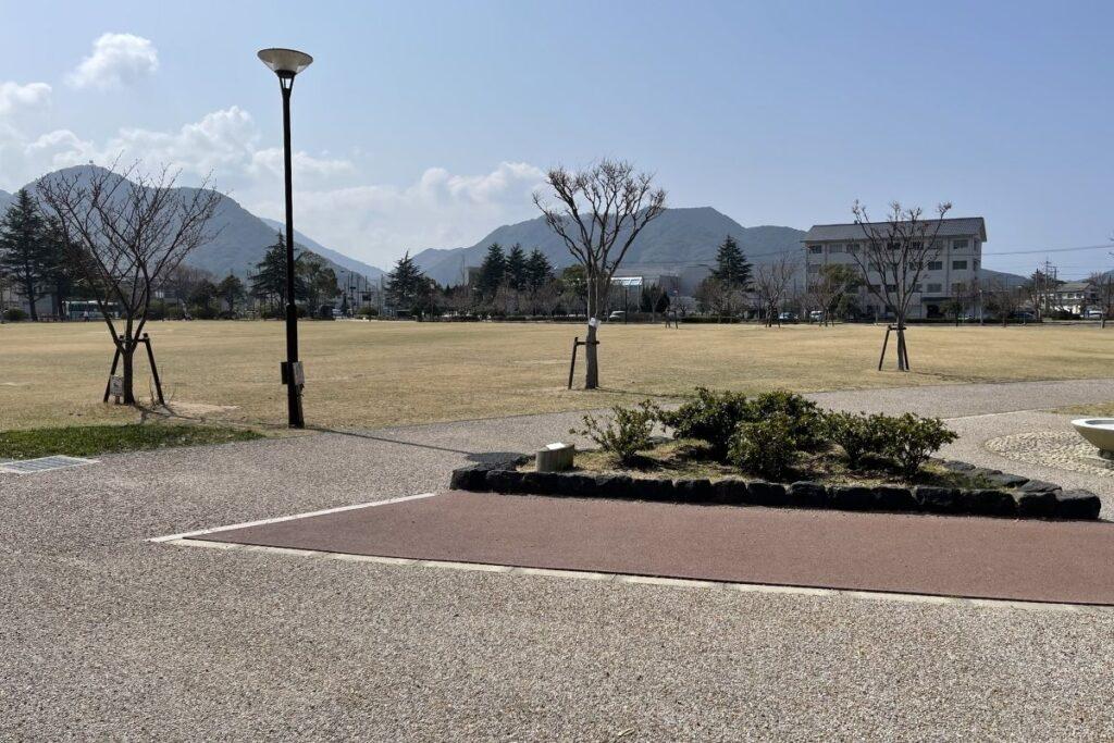 萩中央公園