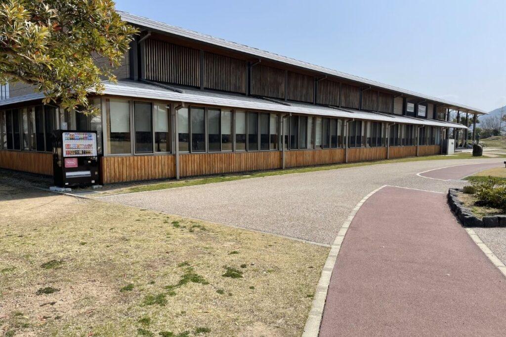 萩図書館 外観