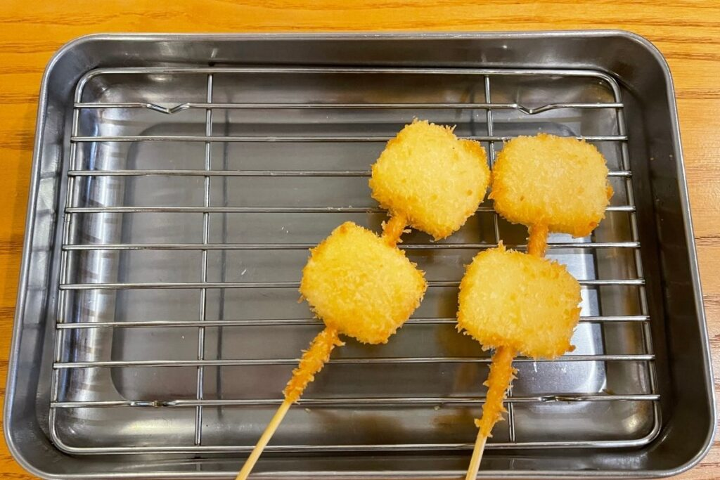 チーズ(¥100)