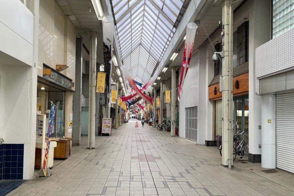 萩・田町商店街3