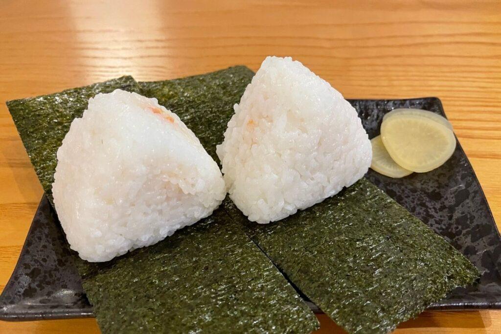 鮭おにぎりさけ2個(¥350)