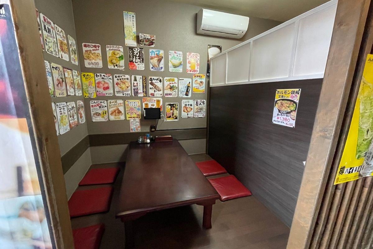 亀亀萩店 BOX1