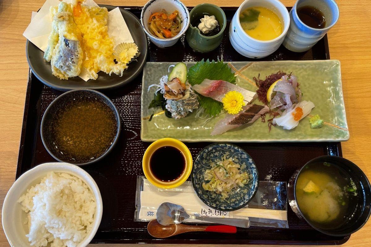 かしま御膳(1,780円)