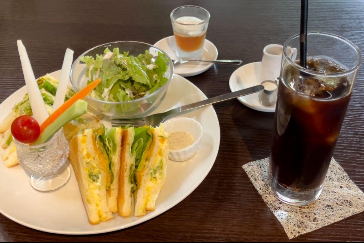 サンドイッチセット(990円)