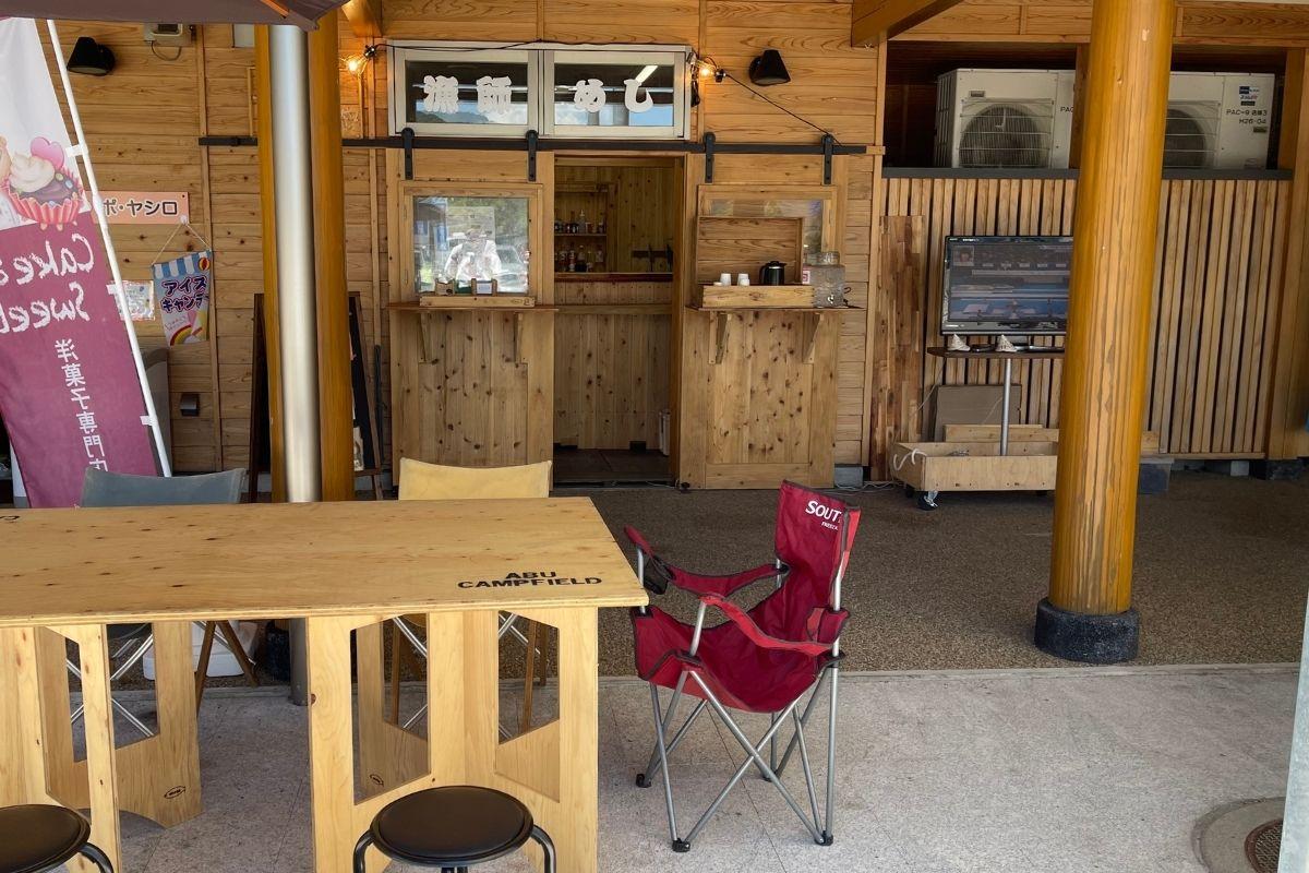うぉっちゃ食堂 飲食スペース1