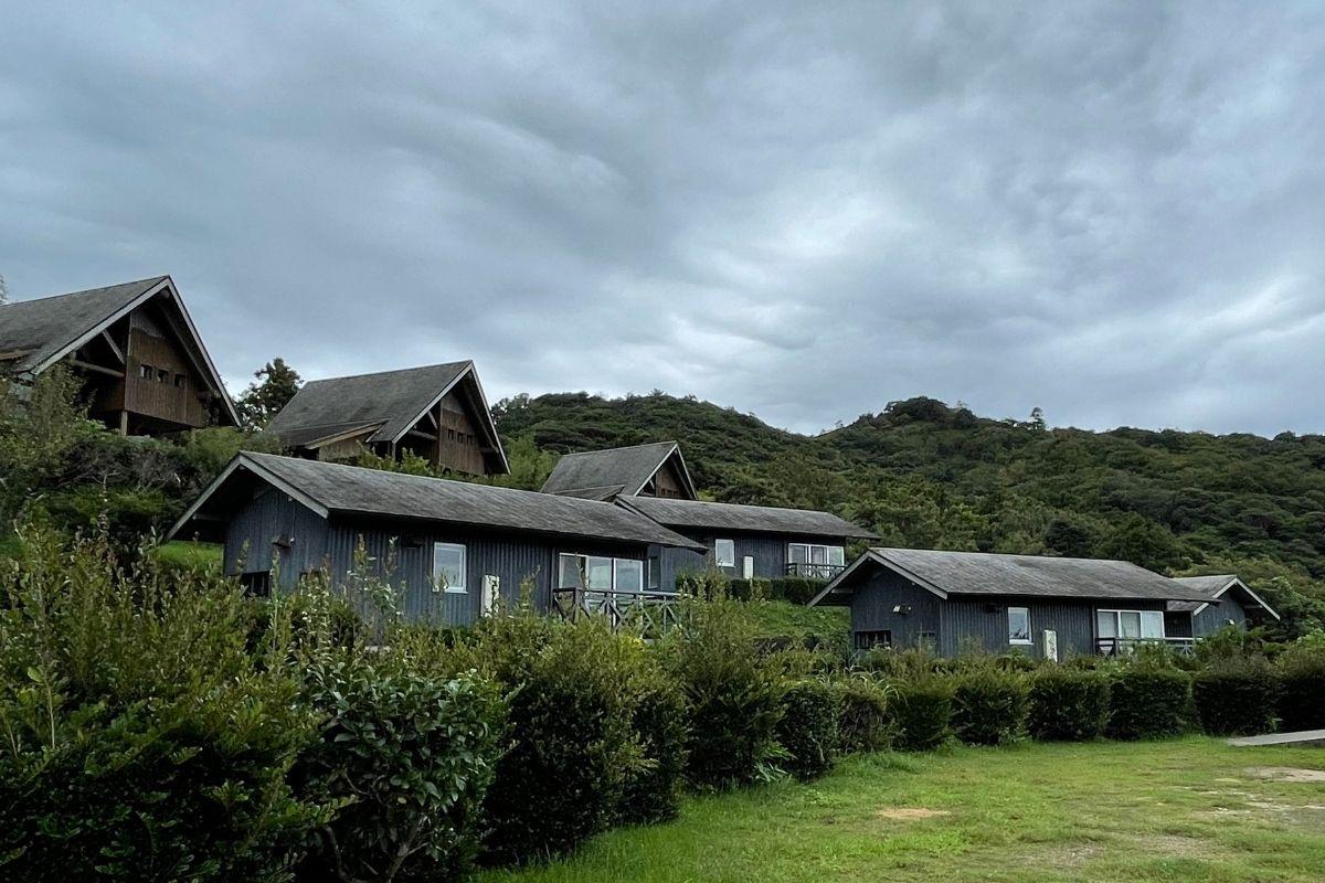 須佐湾エコロジーキャンプ場 外観1