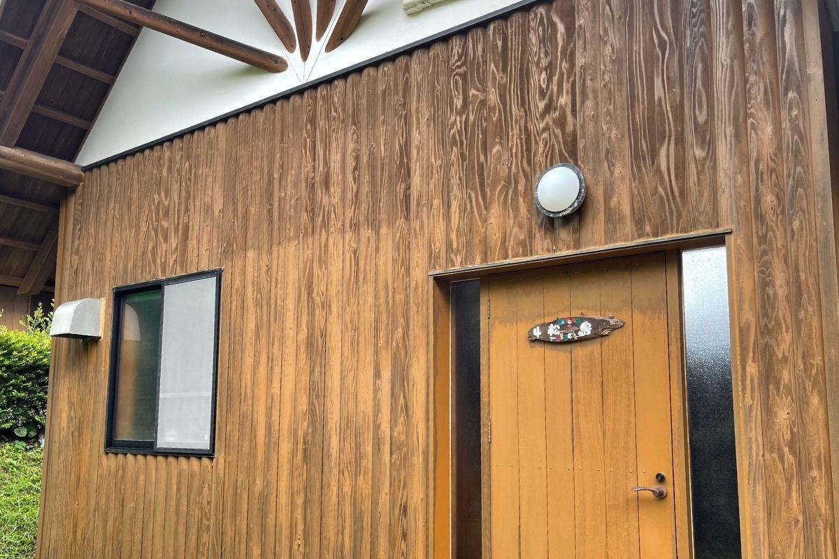 須佐湾エコロジーキャンプ場 ケビン部屋名4