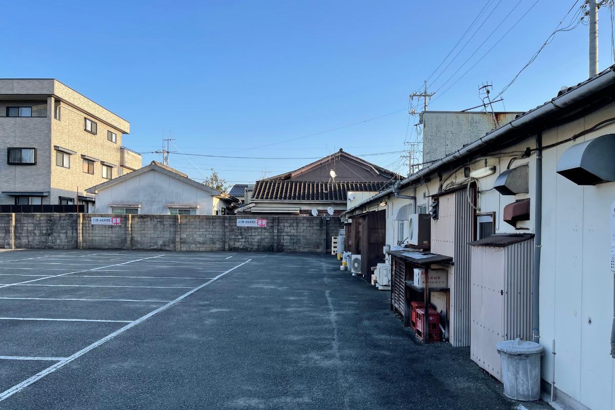 田町商店街有料駐車場2